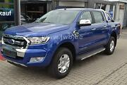 Ford Ranger Limited 3.2 A. Doka Lager ACC Rollo Np51t