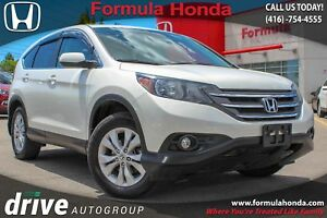 2014 Honda CR-V EX-L EX-L | AWD | LEATHER