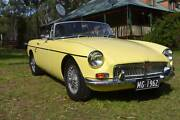 1962 M.G. MGB Coupe 1800cc immaculate austin healey mini mga Wyong Wyong Area Preview