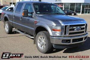"2010 Ford F-350 XLT Local trade! 2"" lift!"