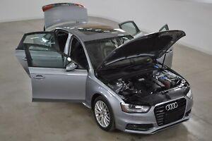 2015 Audi A4 Komfort plus S-Line Quattro
