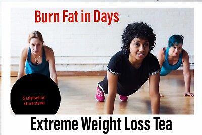 Fast FAT BURN Tea And SLIMMING Detox TEA Together for best result 30 DAYS