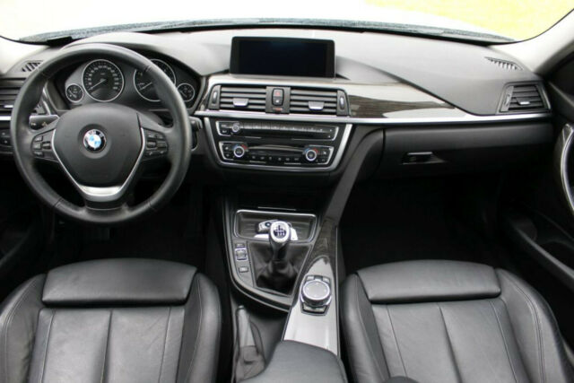 BMW Baureihe 3 Touring 318d Luxury Line//Voll/