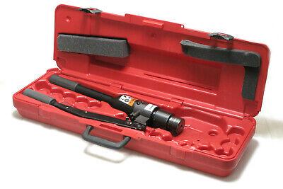 Burndy Y81kft Hydraulic Crimp Tool No Crimp Head