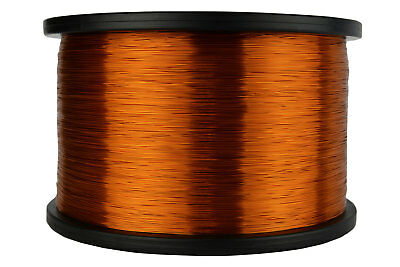 Temco Magnet Wire 28 Awg Gauge Enameled Copper 5lb 9940ft 200c Coil Winding