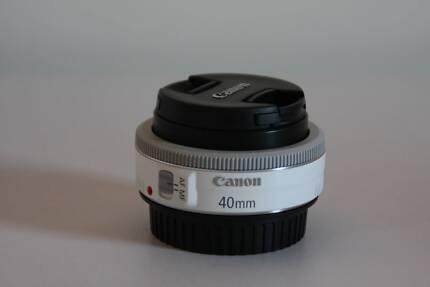 Canon EF 40mm Lens