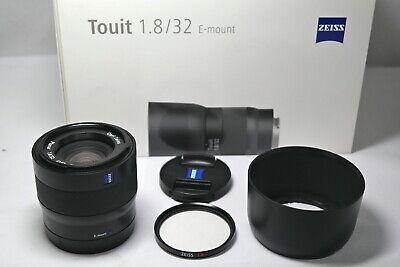 ZEISS Touit 32mm f/1.8 Aspherical AF MF Lens For Sony e mount