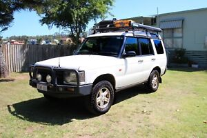 2003 Land Rover Discovery Diesel TD5 - PRICED TO SELL!!