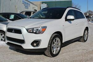 2014 Mitsubishi RVR GT FACTORY WARRANTY REMAINING