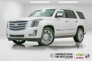 2016 Cadillac Escalade Platinum **DVD ** GPS ** CAMERA **