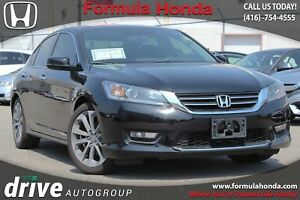 2015 Honda Accord Sport MANUAL | ACCIDENT FREE | MINT CONDITION