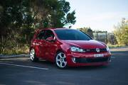 VOLKSWAGEN GOLF GTI MK6 2010 Eagle Vale Campbelltown Area Preview
