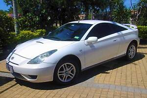 2002 Toyota Celica Coupe Surfers Paradise Gold Coast City Preview