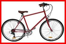 VINTAGE RETRO CITY HYBRID 7 SPEED BIKE!!!!! Kangaroo Point Brisbane South East Preview