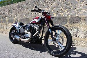 Harley Davidson Night Train by Jesse Rooke from Biker Build Off Fremantle Fremantle Area Preview