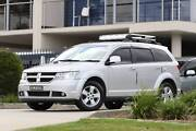 2009 Dodge Journey Wagon 6 Month Rego 7 Seat Low Km Wetherill Park Fairfield Area Preview