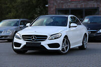 Mercedes-Benz C 220 (BlueTEC) 7G-TRONIC AMG Line*PANORAMA*LED*