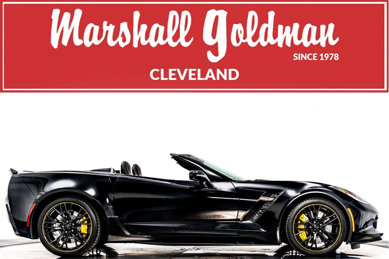2018 Black Chevrolet Corvette Z06 3LZ   C7 Corvette Photo 1