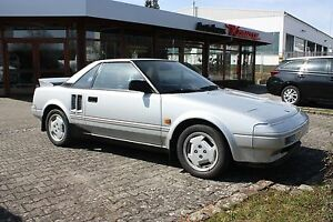 Toyota MR 2  1.6  Oldtimer  TOP