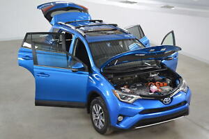 2016 Toyota RAV4 Hybrid XLE 4WD-i Mags*Toit Ouvrant*Camera Recul