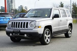 2016 Jeep Patriot North - ALLOY WHEELS, LEATHER, SUNROOF!