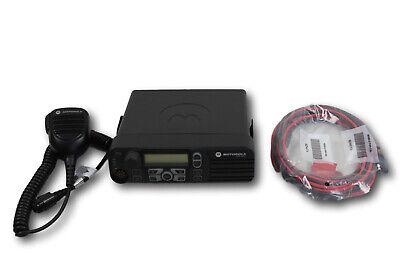 Motorola Mototrbo Xpr4550 Uhf 403-470 Mhz 25w 1000 Ch Digital Connect Plus