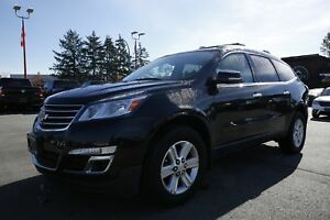 2013 Chevrolet Traverse 2LT- ALLOY WHEELS, LEATHER, SUNROOF!