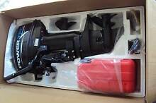 OUTBROARD BOAT MOTOR HIDEA 30hp NEW! Redcliffe Redcliffe Area Preview