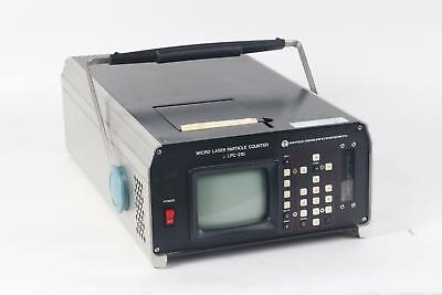 Particle Measuring Systems Lpc-210 Micro Laser Particle Counter