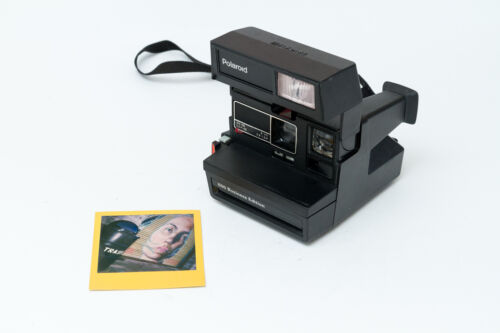 Polaroid 600 Business Edition - FILM TESTED, SEE SAMPLE