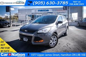 2013 Ford Escape S | FWD | BLUETOOTH