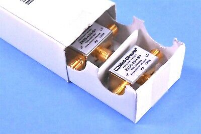 Mini-circuits Coaxial Frequency Mixer Wide Band 1ghz To 4ghz Pn Zx05-43h-s