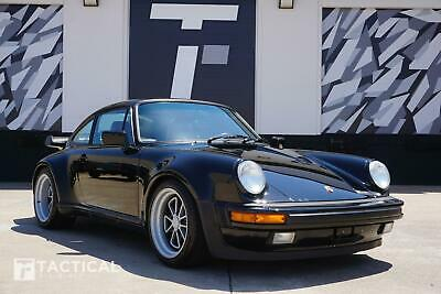 1987 Porsche 911 Carrera Turbo 1987 Porsche 911 Carrera Turbo