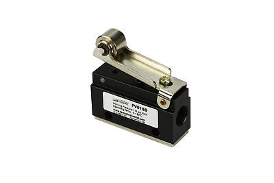 Roller Limit Switch Nc Pneumatic Control Valve 2 Port 2 Way 2 Position 18 Npt