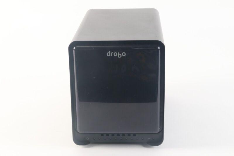Data Robotics INC. DRDS2-A Drobo Storage Array - No Hard Drives
