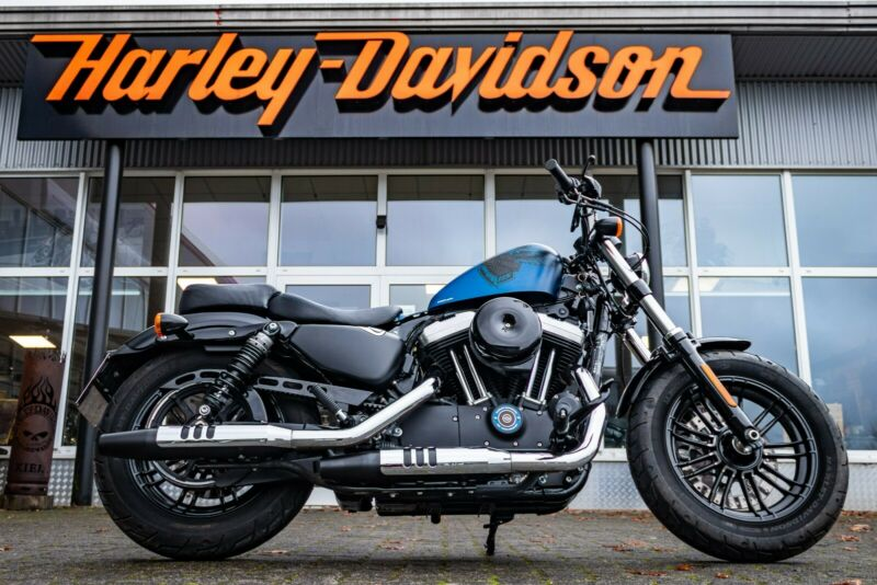 Harley-Davidson XL 1200 X Forty-Eight - 115th ANNIVERSARY -