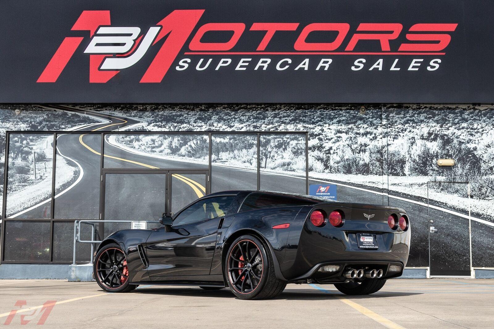 2012 Carbon Flash Metallic Chevrolet Corvette Z06  | C6 Corvette Photo 2