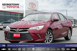 2015 Toyota Camry XLE|NAVIGATION|BACK UP CAM|SUNROOF|LEATHER