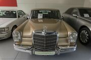 Mercedes-Benz 600 W 100,Deutsches Auto,Originaler Pappbrief