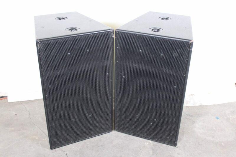 "EAW KF465 15"" 3-Way Loudspeaker 4-Pin Connection (Pair)"