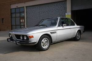 1974 BMW 3.0 Coupe Fyshwick South Canberra Preview