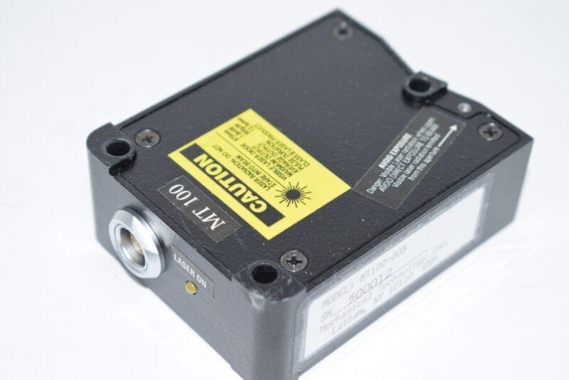 Mechanical Technology Model MT100-005 Laser Assembly, MT100