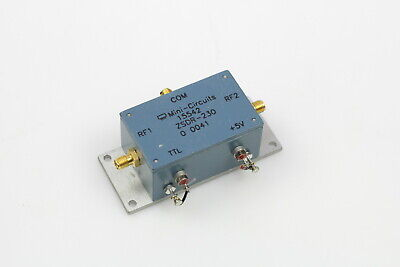 DAICO PIN DIODE SP2T SWITCH 20-2000MHZ 70dB-1GHZ