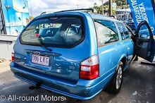 BF Ford Falcon Wagon capervan • RWC + Rego + Warranty• Tweed Heads Tweed Heads Area Preview