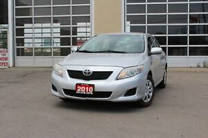 2010 Toyota Corolla AUTOMATIC | CLEAN CARPROOF | GREAT FUEL CONS