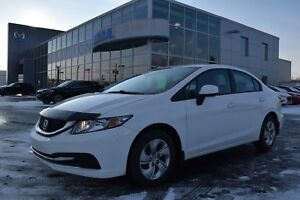 2013 Honda Civic LX /AC/CRUISE/BLUETOOTH/