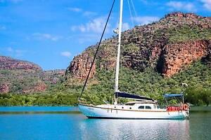 36 foot Samson ferro C shell - The kimberley's awaits you! Broome Broome City Preview