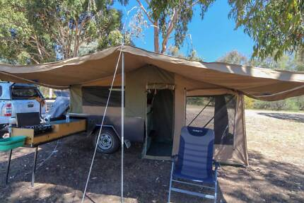 Outback Campers - Sturt (Off-Road) Wodonga Area Preview