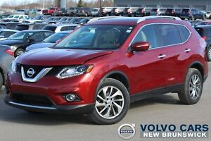 2015 Nissan Rogue SL AWD | HEATED LEATHER | NAV | BACK UP CAM...