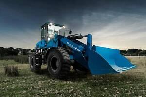 Bluestar 933, Farm Loader, ROPS, Quick Hitch, Deutz 125HP, Warranty Forrestdale Armadale Area Preview